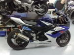Highlight for Album: Kimmon Suzuki GSX1000R '05